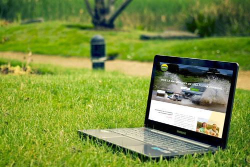 Web Calvitero Natura