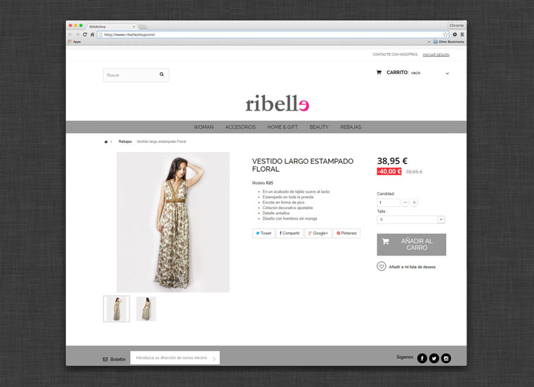 Web Ribelle